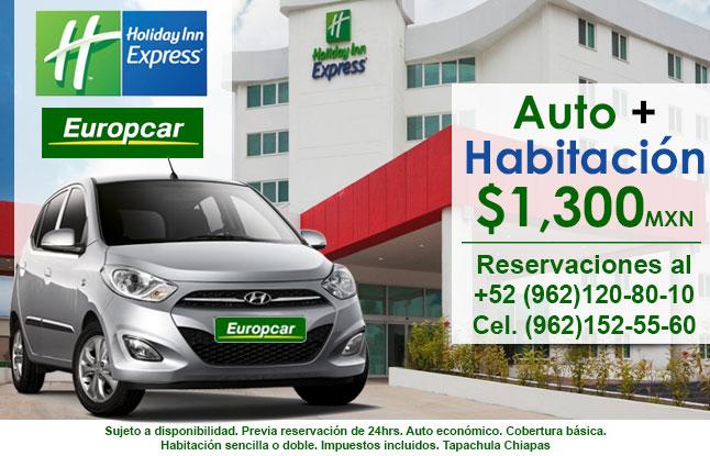 Hoteles y renta de autos en ofertas en todo m xico europcar m xico - Oficinas europcar madrid ...