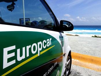 Europcar cancun